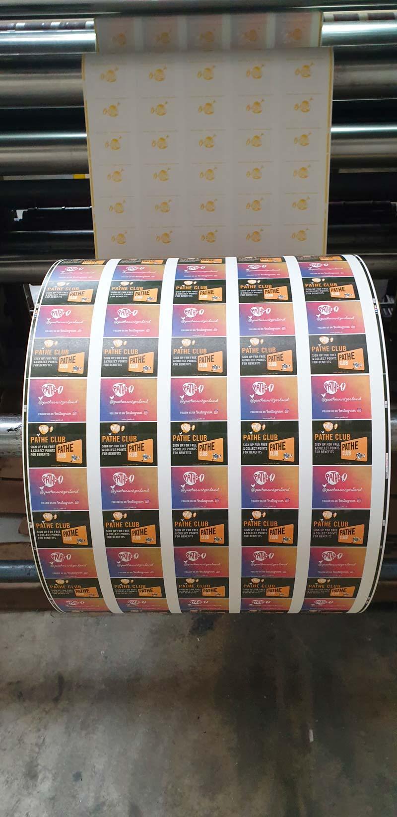 billets pour le cinéma